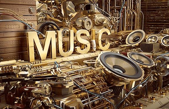 Músicas mais tocadas em 2017