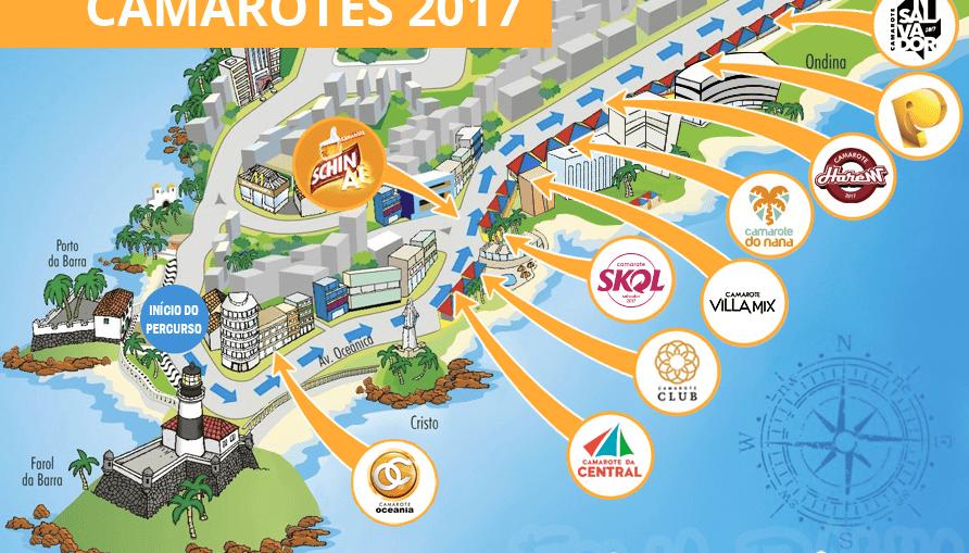 Excepcional Carnaval de Salvador 2018 HP38